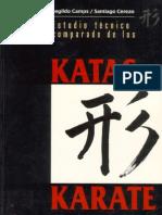 Estudio Técnico Comparado de los Katas del  Karate by Hermenegildo Camps