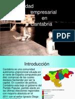 powerpoint economía en cantabria