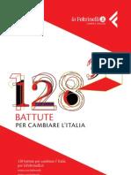128 Battute Per Cambiare l'Italia
