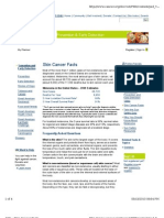 ACS Skin Cancer Facts