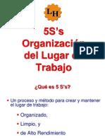 03 - Metodología 5S's