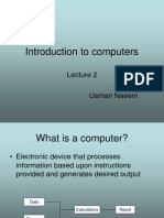 2-Introduction to Computers