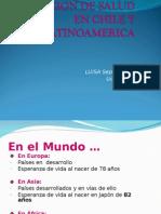 Situación de Salud en Chile y el Mundo 2012