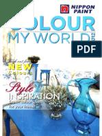 Colour My World 2012