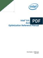 64 Ia 32 Architectures Optimization Manual