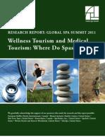 Wellness and Medical Tourism 2011