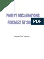 PaieDeclarFiscale