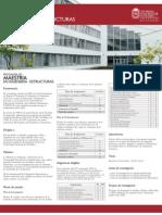 Maestria Ingenieria Estructuras
