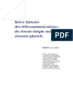 Histoire Telecommunications