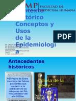 1.b Historia, Conceptos y Usos de La Epidemiologia[1]