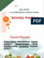 8 School Fobia