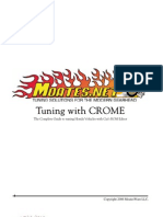 Tuning With CROME v1.03