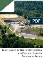 Permisos frackin en la provincia de Burgos