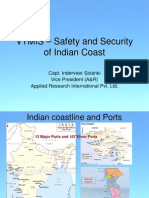 VTMIS Safety Security on Indian Coast