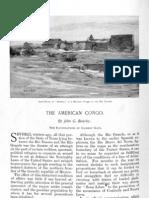 """The American Congo"" by John G. Bourke (1894)"