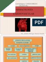 farmacología cardiaca CARDIOMEDIC 2012