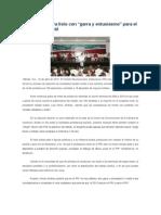 12 Abril 2012 Reporteros Hoy El PRI Se Declara Listo Con Garra y Entusiamo Para Eproceso Electoral