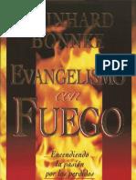 Evangelismo con fuego - Reinhard Bonnke