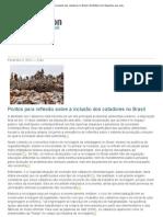 Pontos para reflexão sobre a inclusão dos catadores no Brasil _ Nextbillion