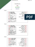 Al Madrasa - Curso de Inicio a La Lengua Arabe