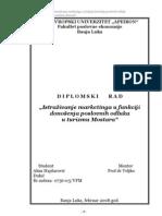 Hajdarevic Alisa-Istrazivanje Marketinga u Funkciji Donosenja Poslovnih Odluka- Djukic