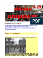 Noticias uruguayas Domingo 15 de Abril de 2012-2