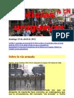 Noticias uruguayas Domingo 15 de Abril de 2012-2