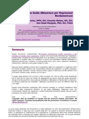 pdf ada calorie calorico