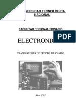 Transistor de Efecto de Campo. - Fets_2002