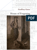 House of Forgetting by Geoffrey Gatza [eBook]