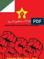 حركة الاشتراكيين الثوريين - مشروع برنامج استكمال أهداف الثورة المصرية