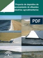 Proyectos de Balsas - Junta Andalucia