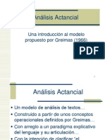 actancial