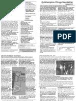 Quidhampton Newsletter Feb 2011