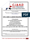 Cibro Pty Reg Docs 2011