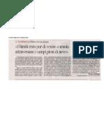 Corriere Della Sera Lettera Flaviana8 Febbraio