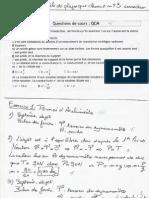 1S2 Correction  Contrôle n°3