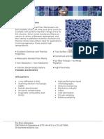 Product Guide Membrane1 Selas Silver Metal Membranes