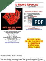 Sabre News Update 04-13-2012