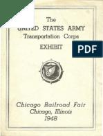 Us Army Transcorp Ex 1948