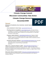 Climate Change Resource Document-revised for Scribd