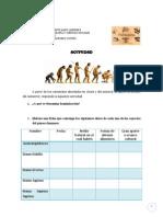 Prehistoria, 7° básico