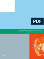 Guidance for UN Classification of Ammonium Nitrate Based Substances (2006)