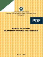 Manual de Glosas Do SNA