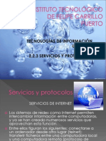 Servicios y protocolos