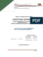 Informe de Auditoria II