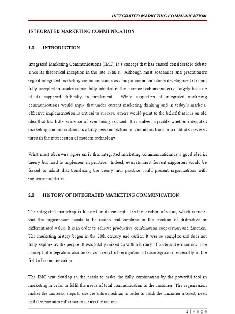 integrated marketing communication pdf kotler