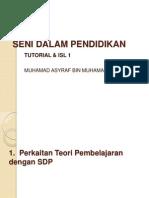 Tutorial Sdp 1