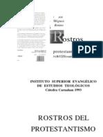 Rostros del protestantismo latinoamericano
