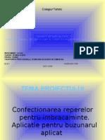 17293209 Proiect Confectionarea Buzunarului Aplicat